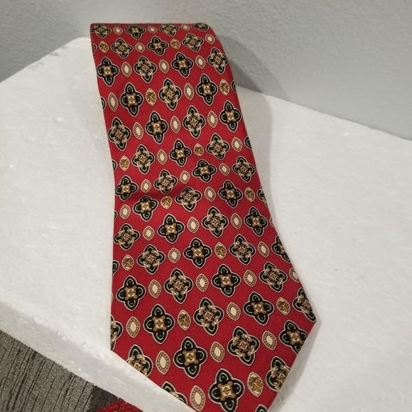 5a3941db6bbc Tommy Hilfiger Ties Men's Necktie Red 57